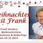 Special Bar- und Restauranttipp Berlin | Weihnachten mit Frank Zander im Estrel Hotel (+english version)