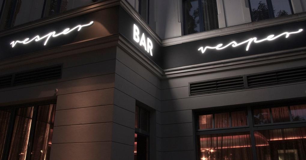 Bar- und Restauranttipp Berlin | Vesper Bar am Kudamm - Mein erster White Mercedes